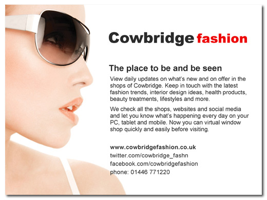 Cowbridge Fashion